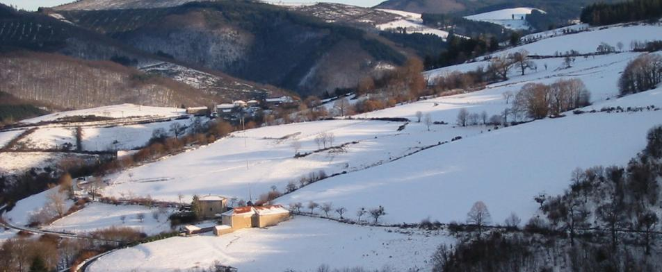 autour du village